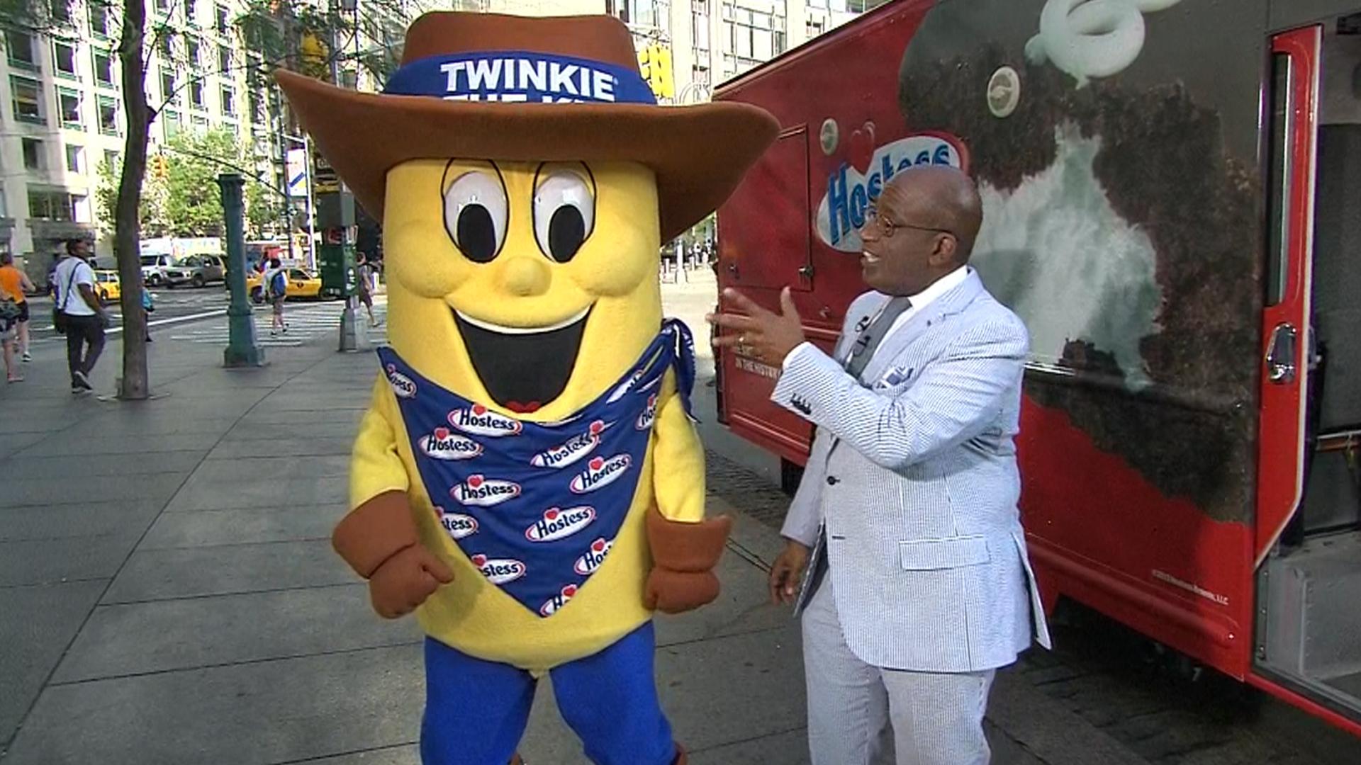 Sweet comeback Al helps Twinkies make their return 1920x1080