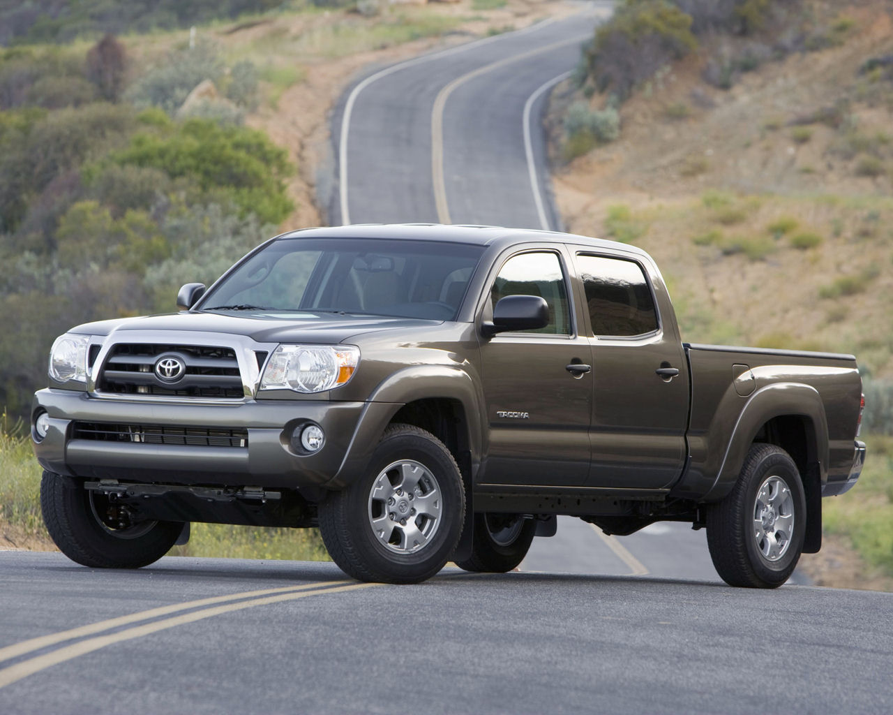Toyota Tacoma Wallpaper 5525 Hd Wallpapers in Cars   Imagescicom 1280x1024