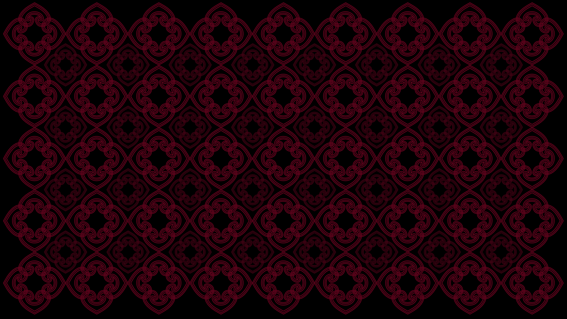 pattern 1 16   black and red HD wallpaper by elideli on 1920x1080