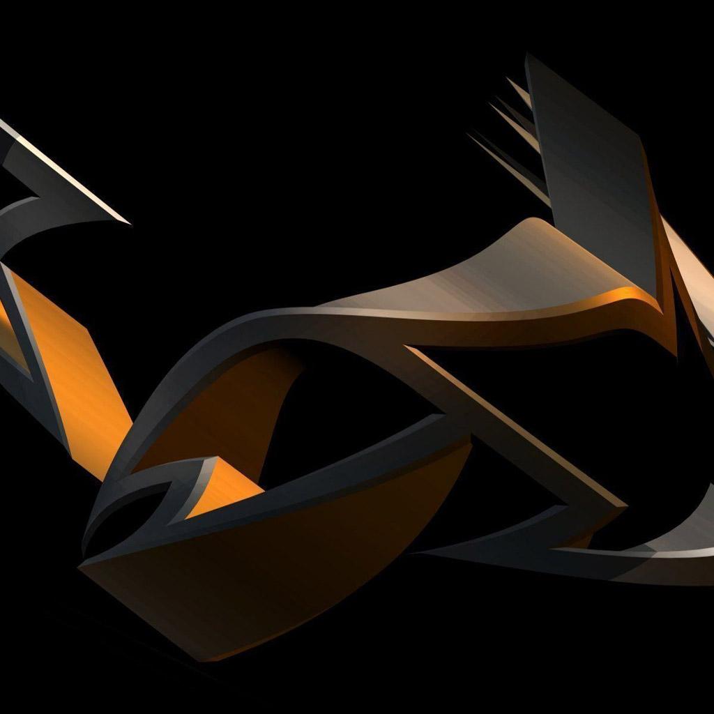 3D wood art the iPad wallpapers iPad Backgrounds Best iPad Wallpaper 1024x1024