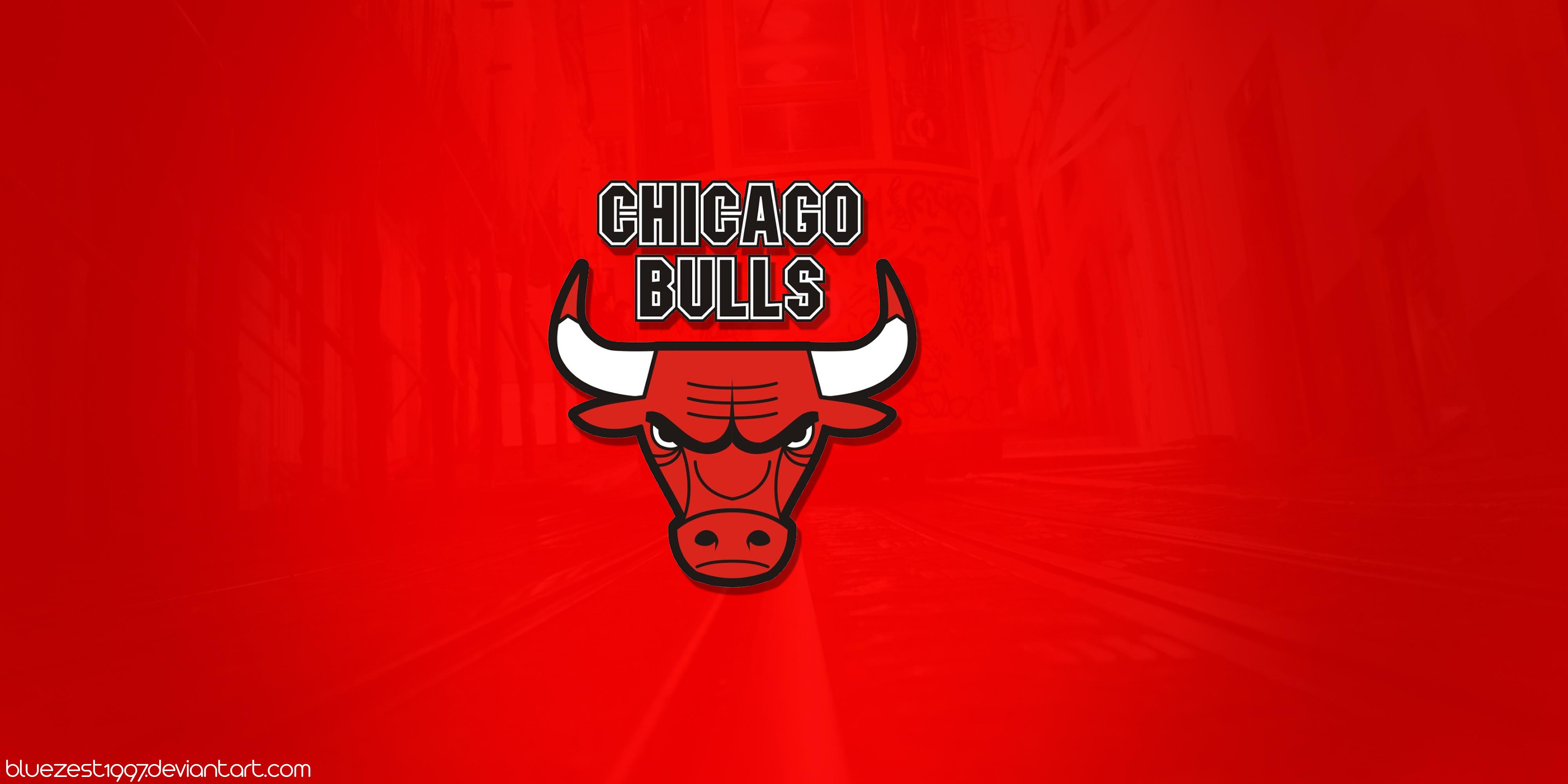 Chicago Bulls Artwork 4000x2000