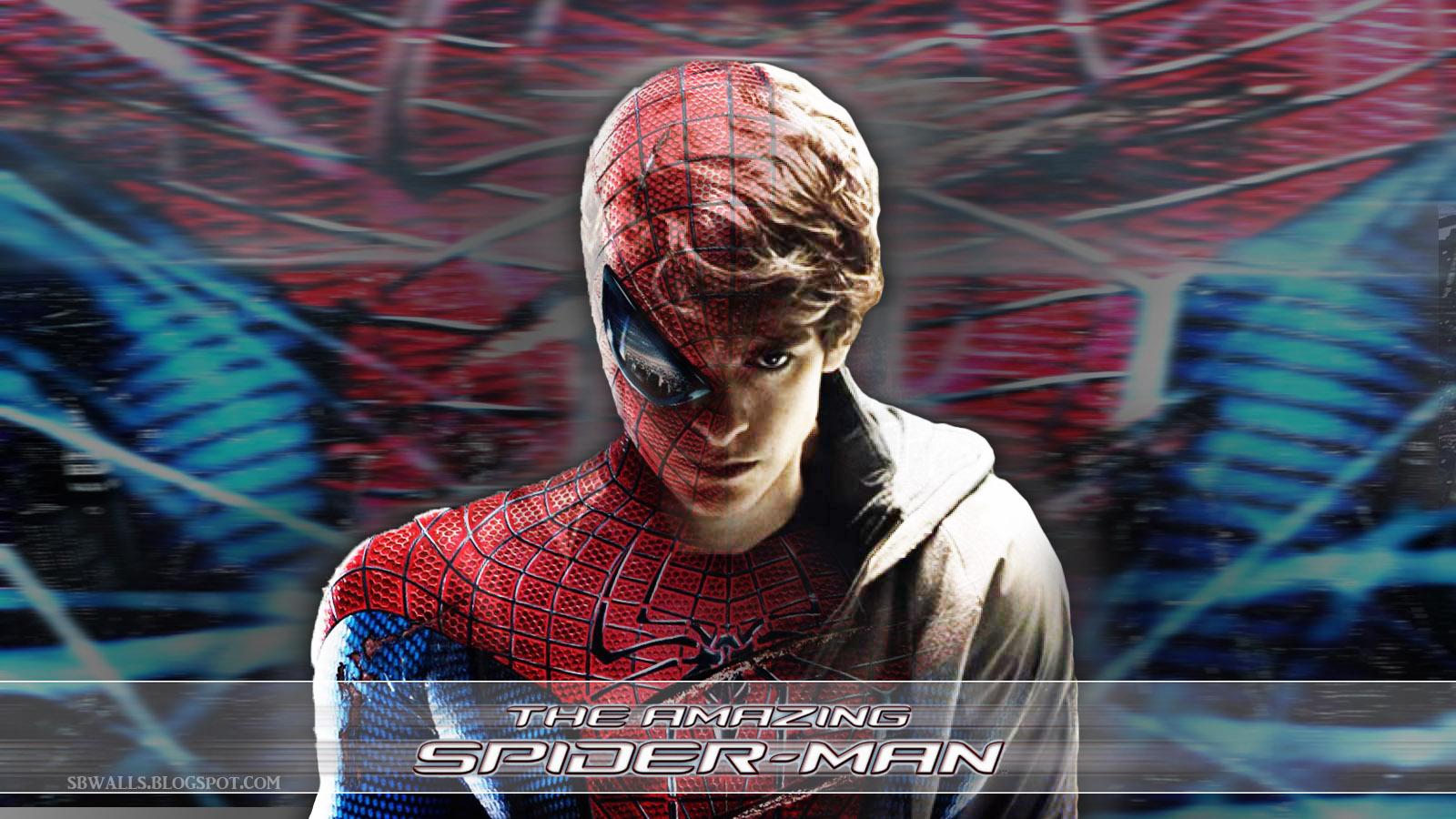 Amazing Spiderman Movie wallpaper   Spider Man Wallpaper 31480807 1600x900