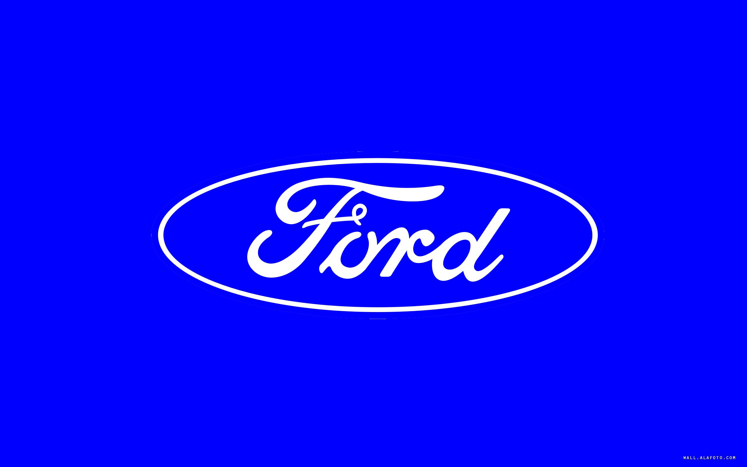 Ford Cars Logos   Ford logo 101   Alafoto Wallpapers 2560x1600