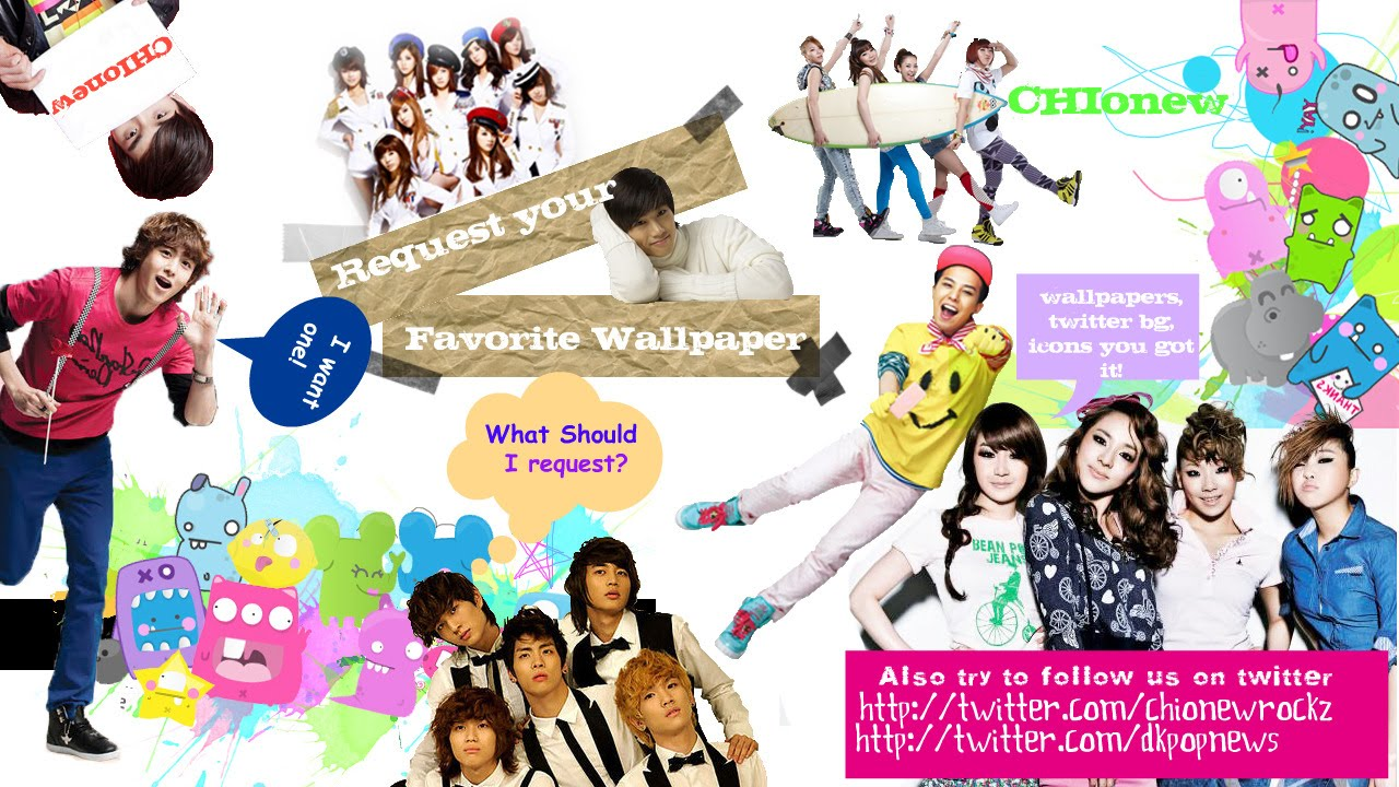 Daily K Pop Wallpapers 1280x720