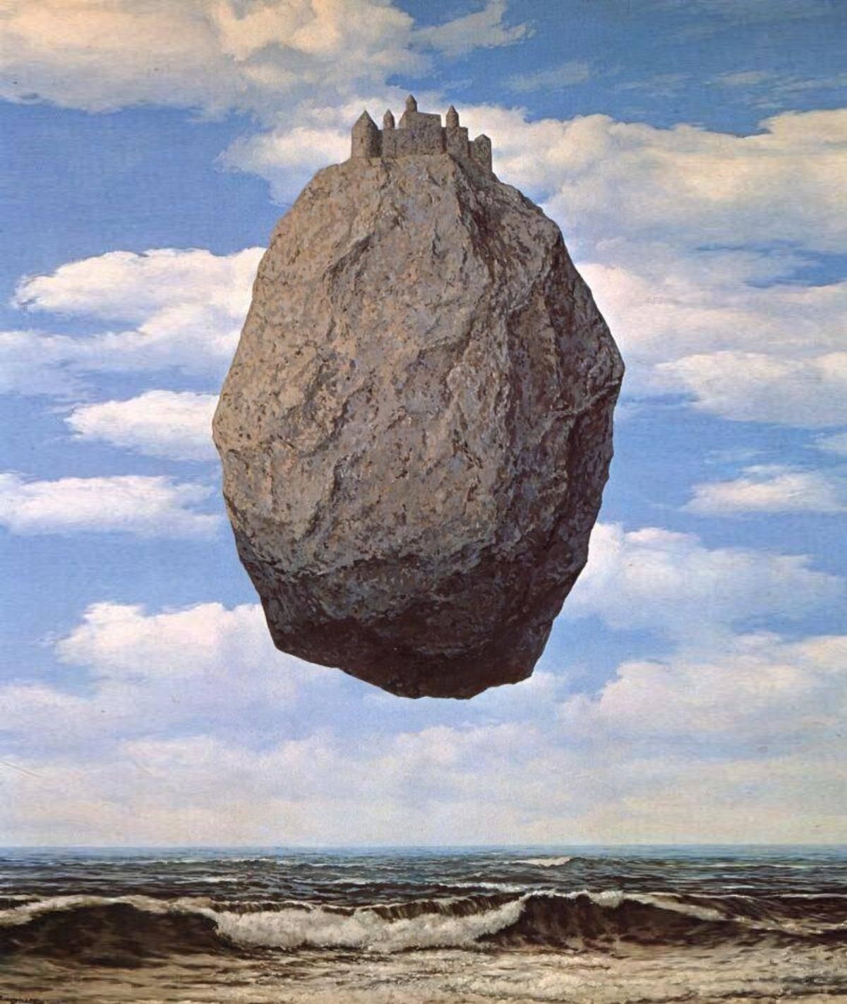 Magritte Wallpapers 1200x1422