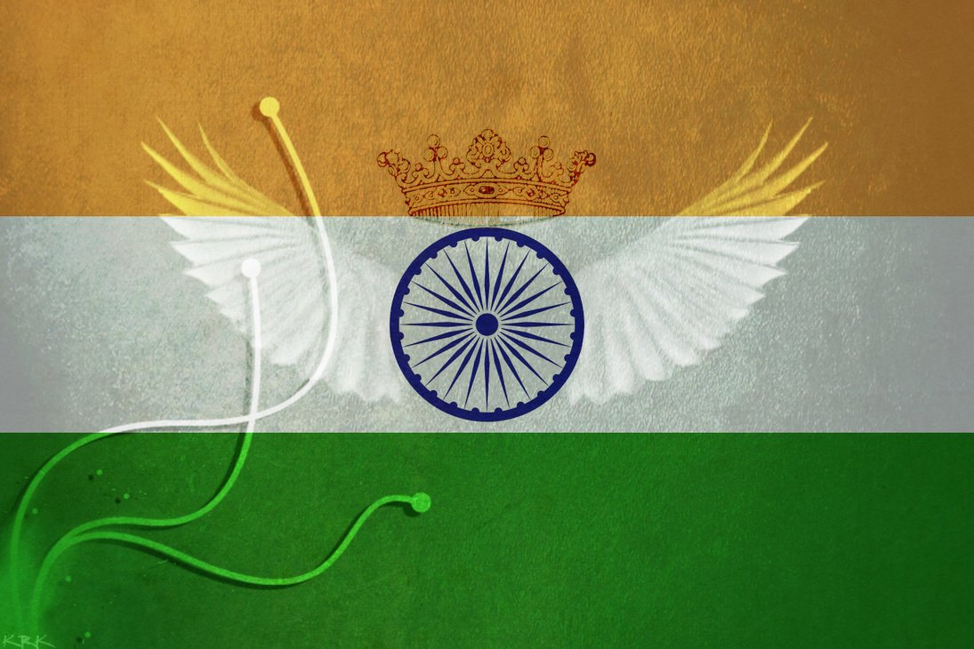 Indian Hd Backgrounds: Indian Flag HD Wallpaper