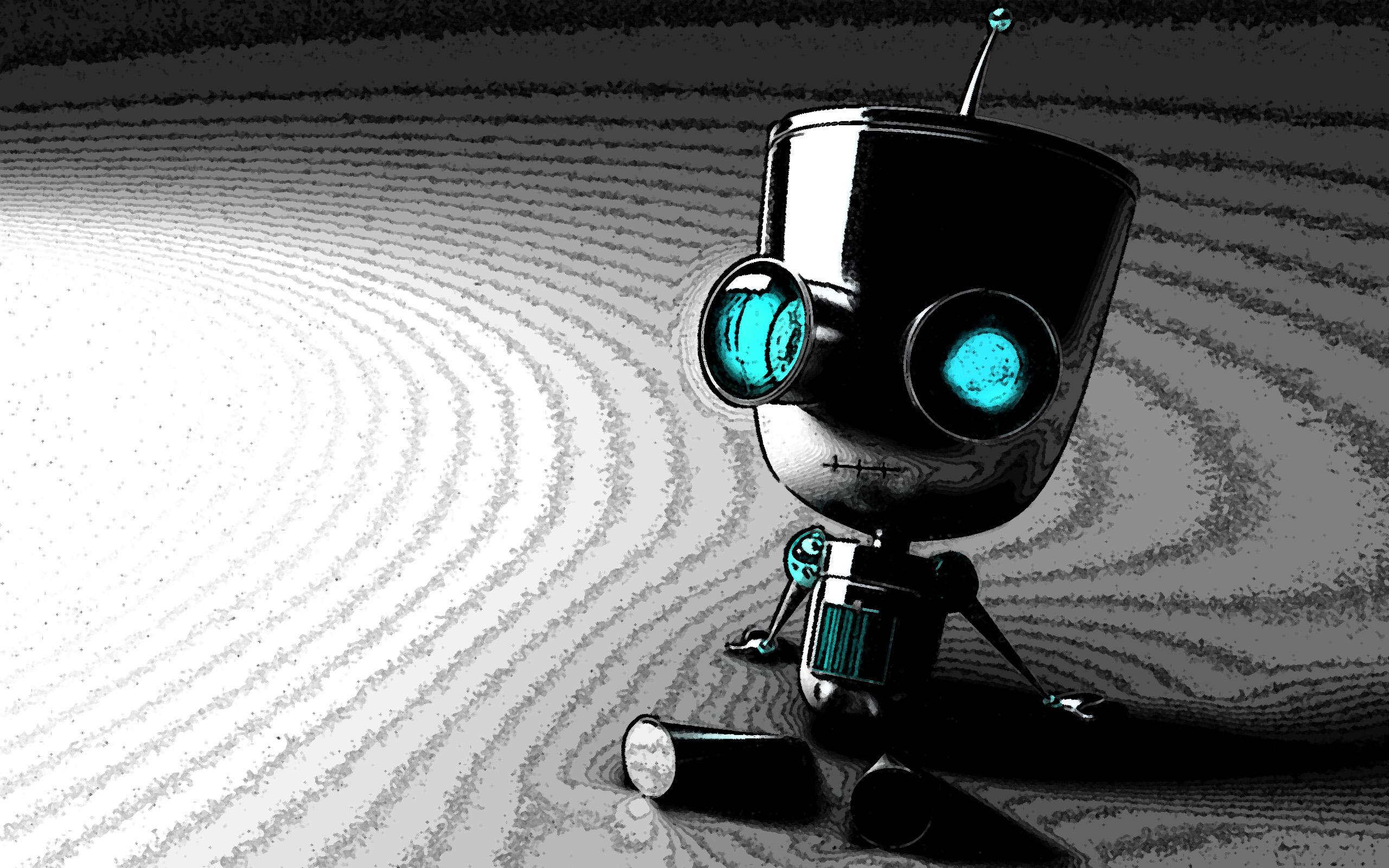 cute robot wallpaper pc you re currently on page cute robot wallpaper 2560x1600