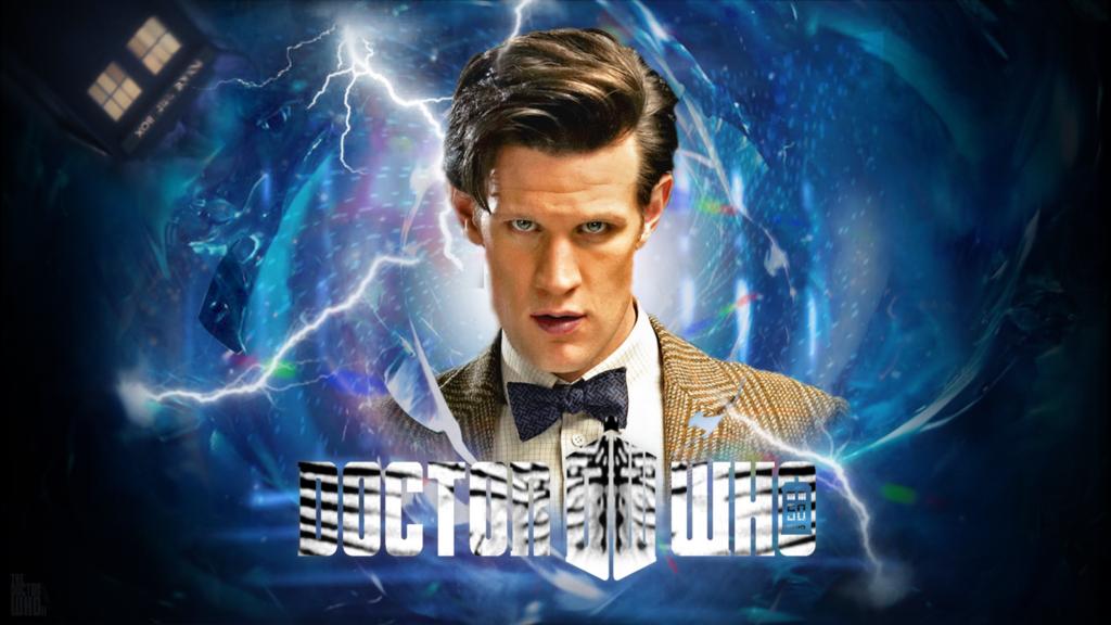 Doctor Who Matt Smith Wallpapers 1024x576