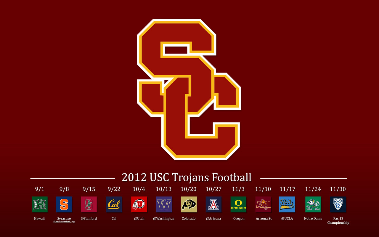 usc trojans desktop wallpaper Wallpaper Downloads 1280x800