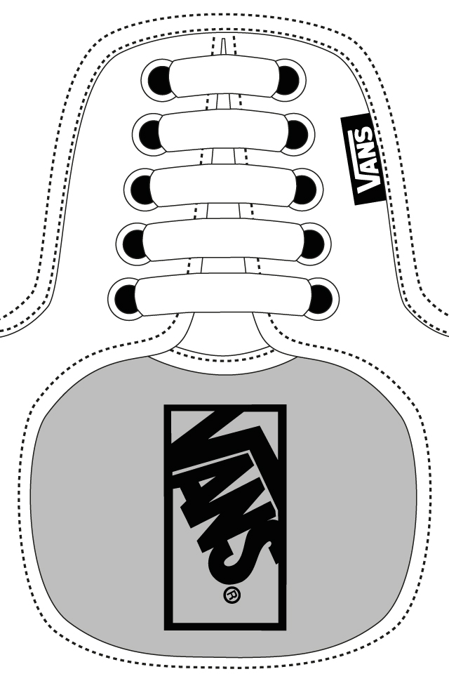 Vans Authentic iPhone4 Wallpaper by champi gnon iPhone Wallpaper 640x960