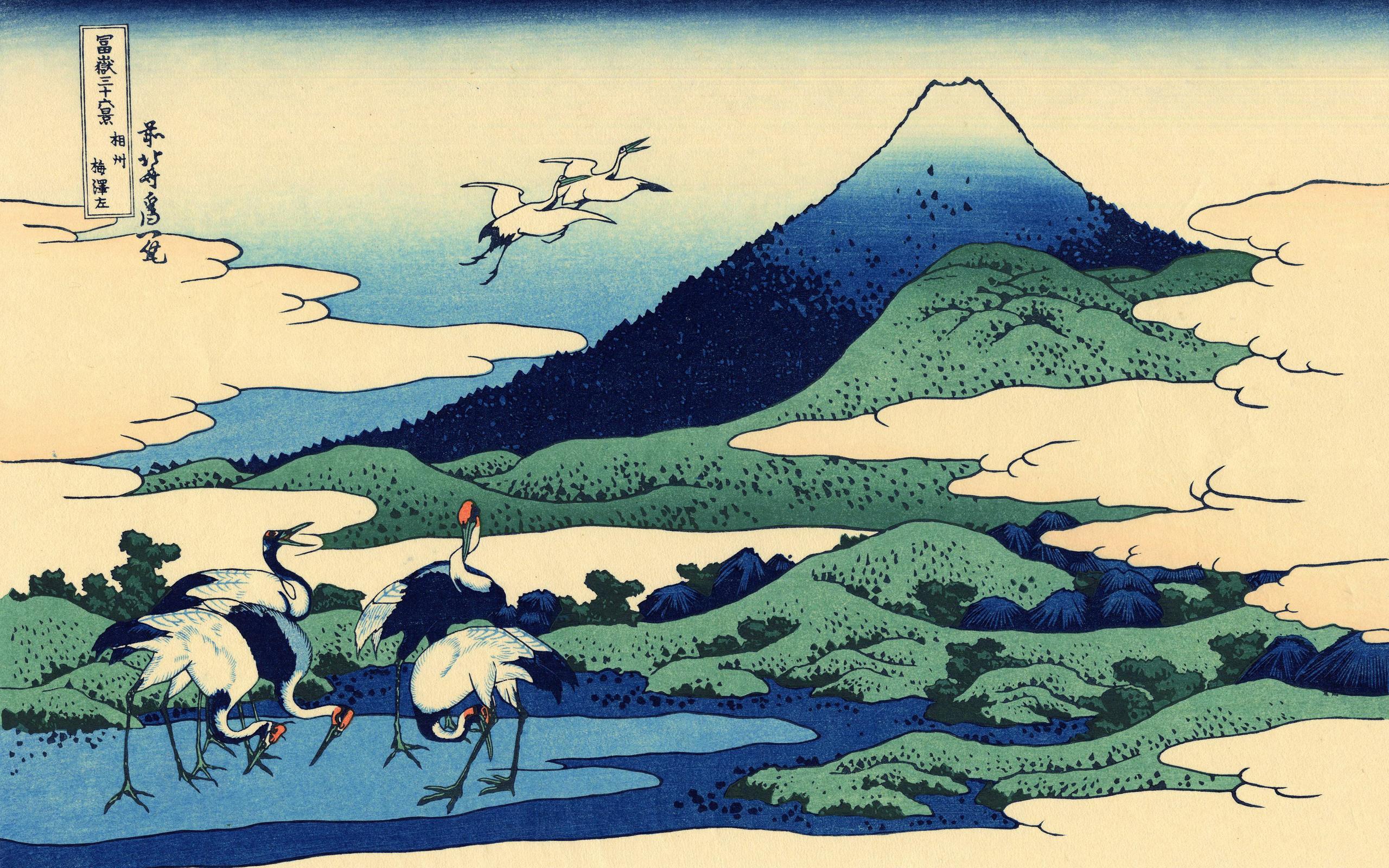 2560x1600px Hokusai Wallpaper 2560x1600
