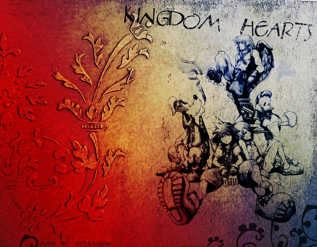 Kingdom Hearts PC Game HD Wallpaper 03 1024x798