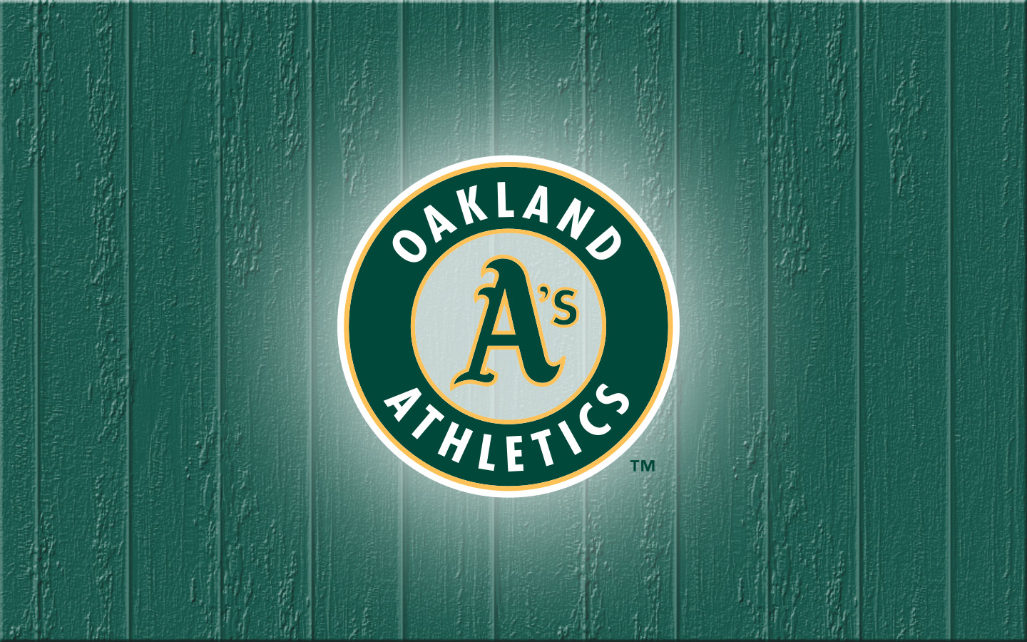 Oakland Athletics wallpaper 1440x900 69464 1440x900