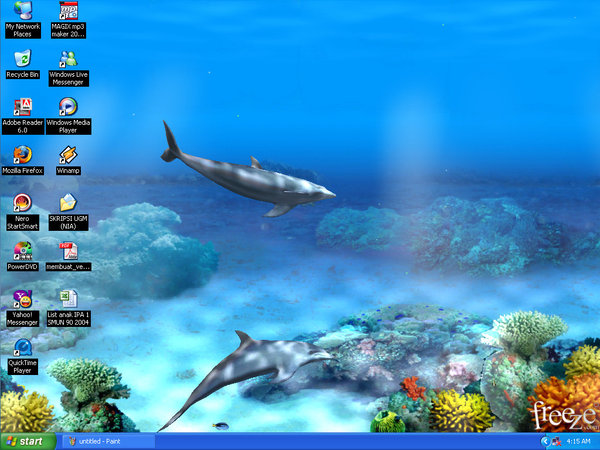 3D Desktop Wallpaper Dolphins   wwwwallpapers in hdcom 600x450