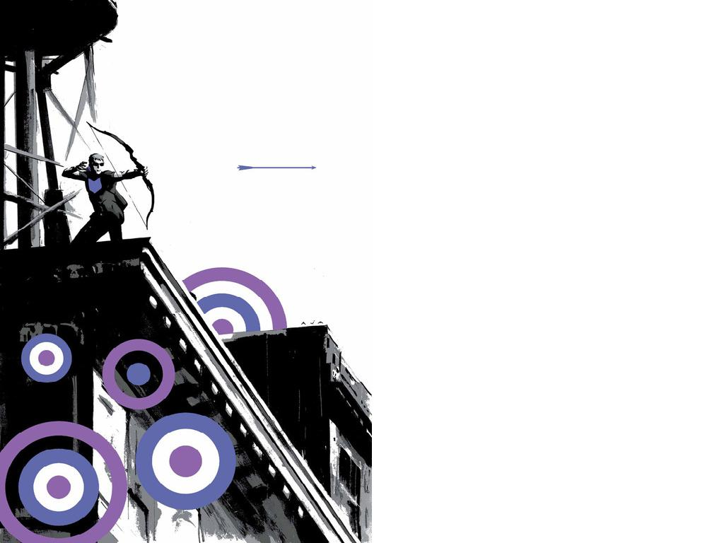 Hawkeye Wallpapers The Art Mad Wallpapers 1024x768