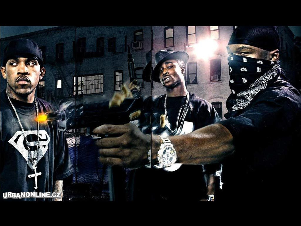 Wallpaper G Unit 1024x768