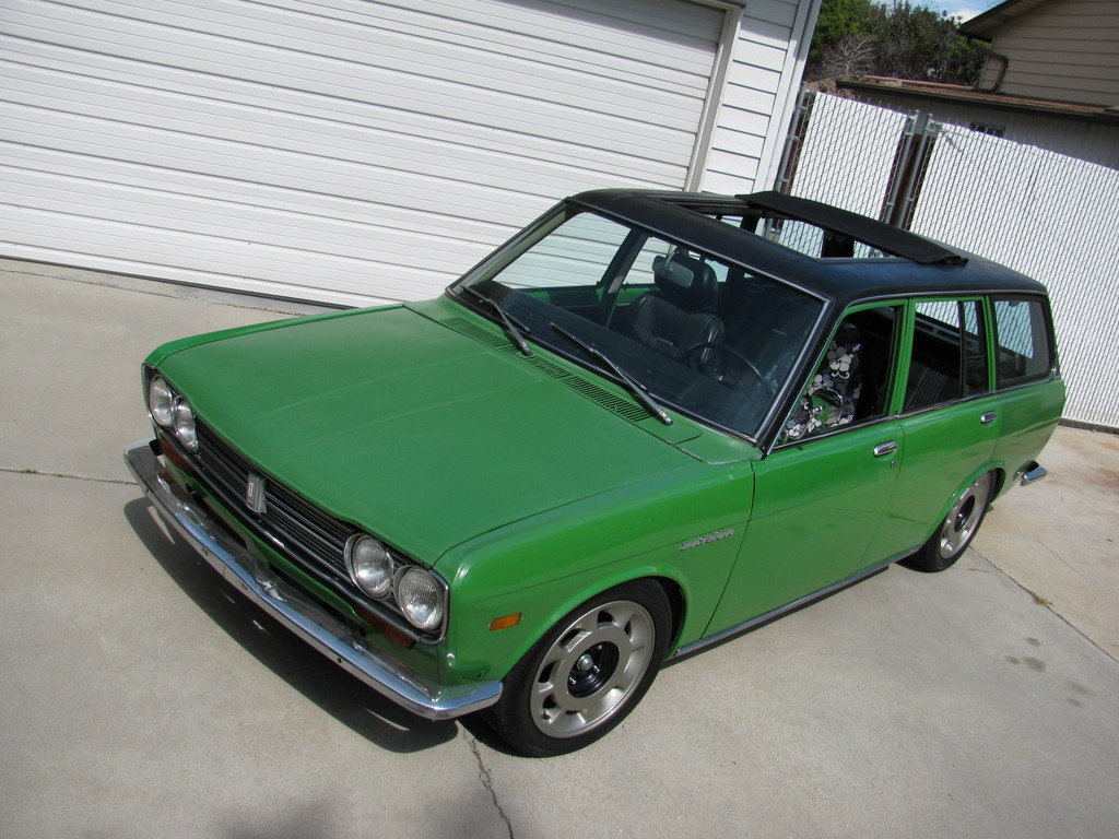 1969 Datsun 510 For Sale wallpaper 2560x1920 8139 1024x768