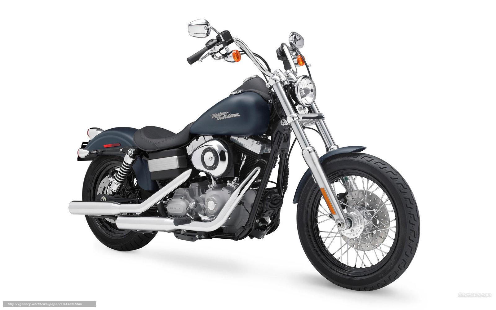 Download wallpaper Harley Davidson Dyna FXDB Dyna Street Bob FXDB 1600x1000