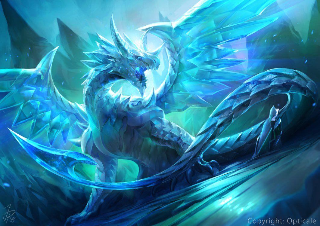 Free Download Crystal Dragon Wallpapers Top Crystal Dragon