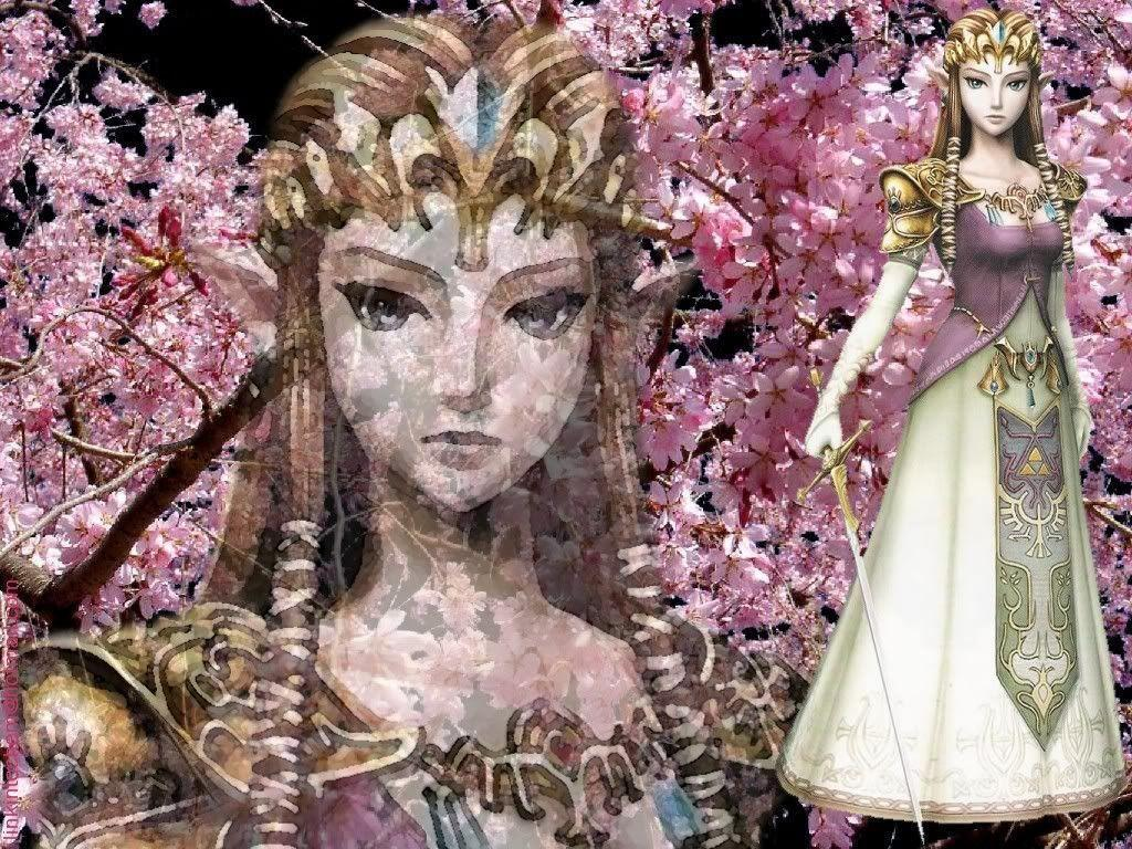 Princess Zelda Wallpapers 1024x768