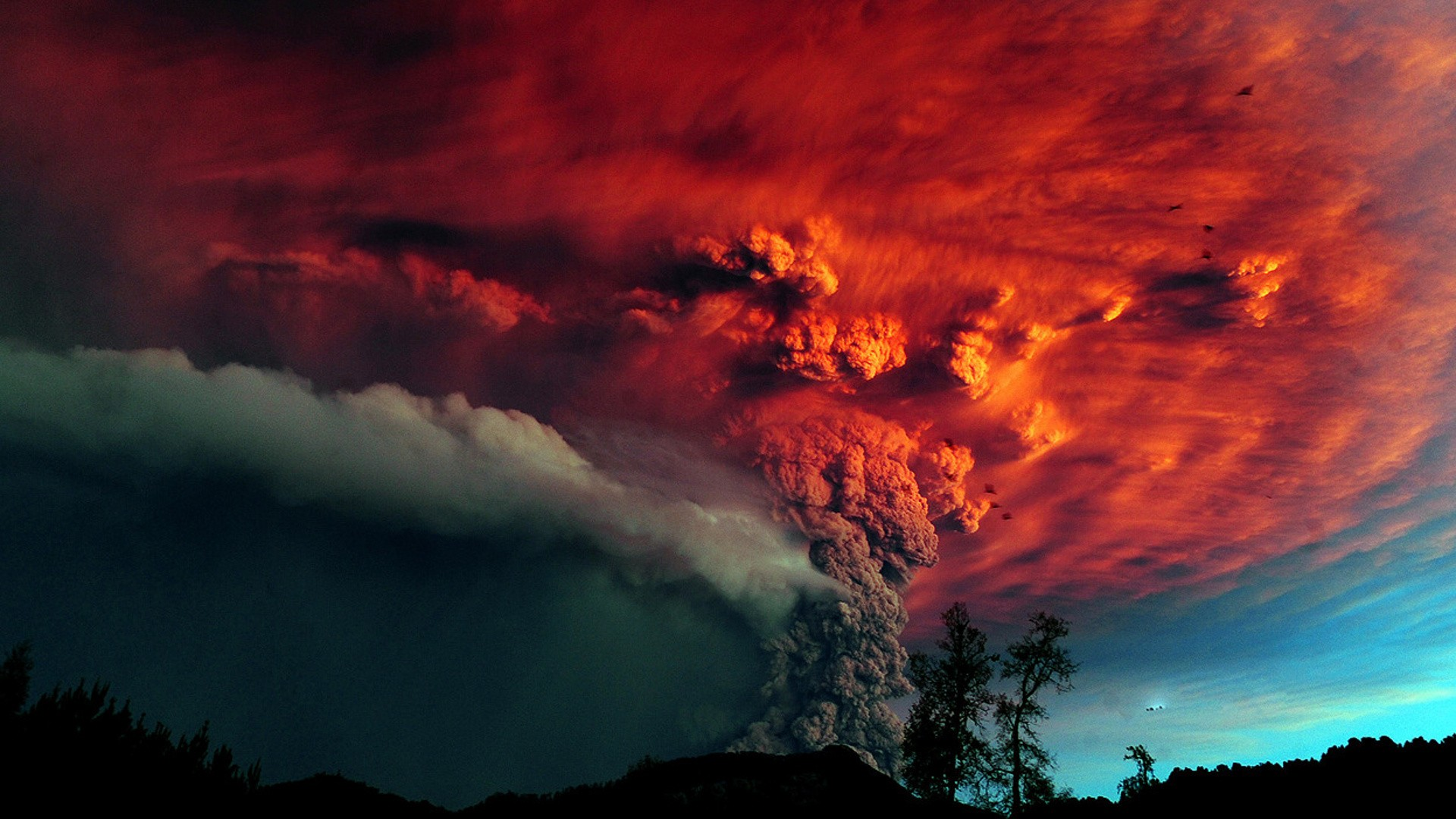 Chile Volcano wallpaper   808293 1920x1080