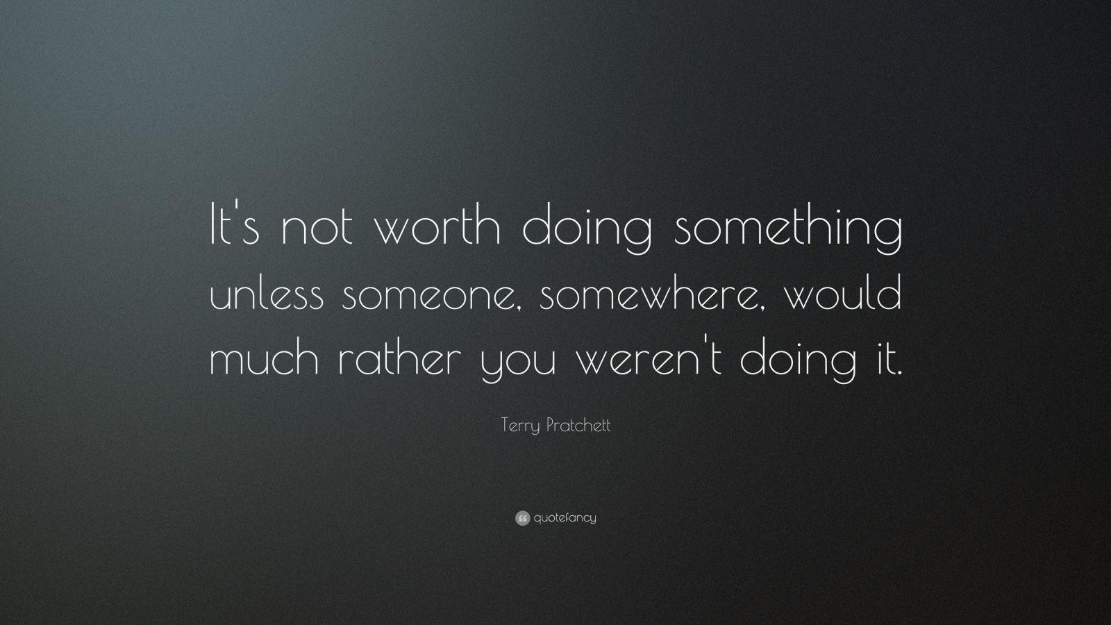 Terry Pratchett Quotes Wallpapers   Inspirational e quotescom 1600x900