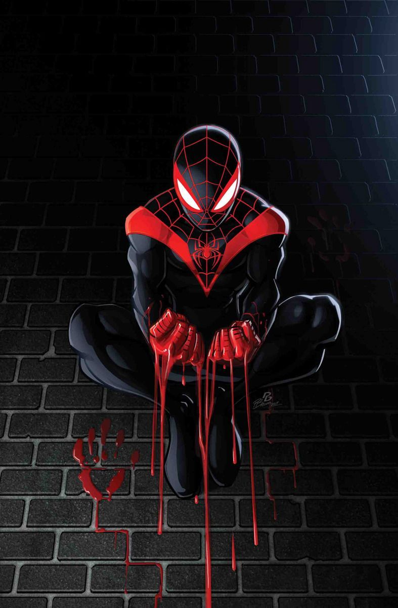 Miles Morales Wallpapers   Top Miles Morales Backgrounds 787x1200
