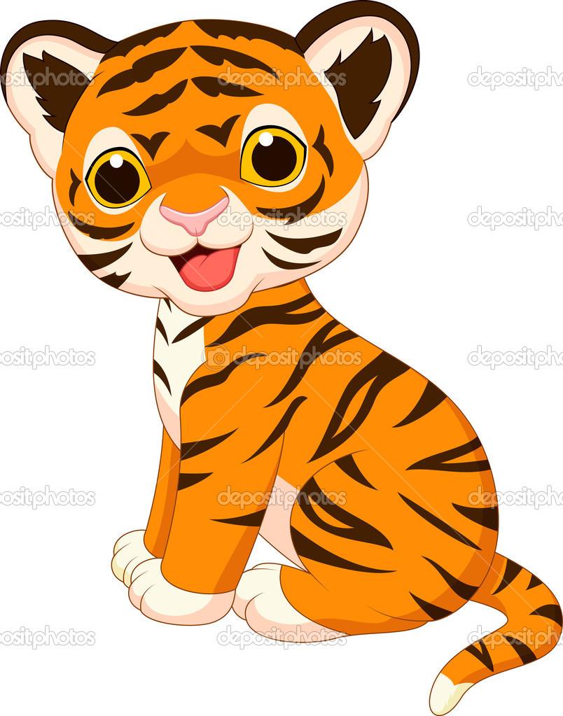 baby tiger cartoon picture baby tiger cartoon wallpaper 804x1023