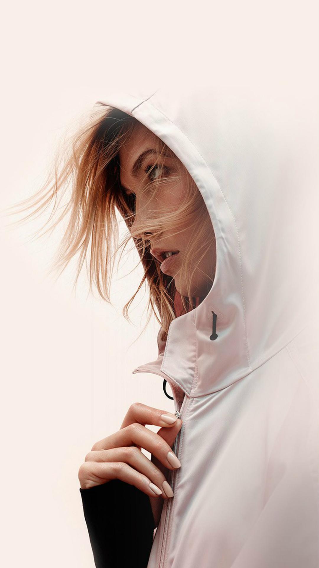 Model Karlie Kloss Natural Girl Sports iPhone 8 Wallpapers 1080x1920