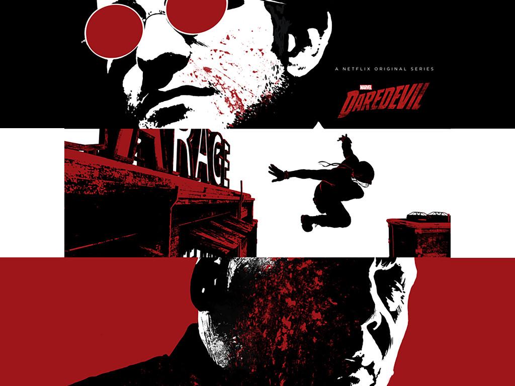 Netflix Daredevil Hd Wallpaper Wallpapersafari