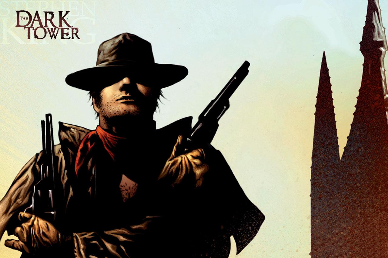 48 stephen king the gunslinger wallpaper on wallpapersafari - Gunfighter wallpaper ...