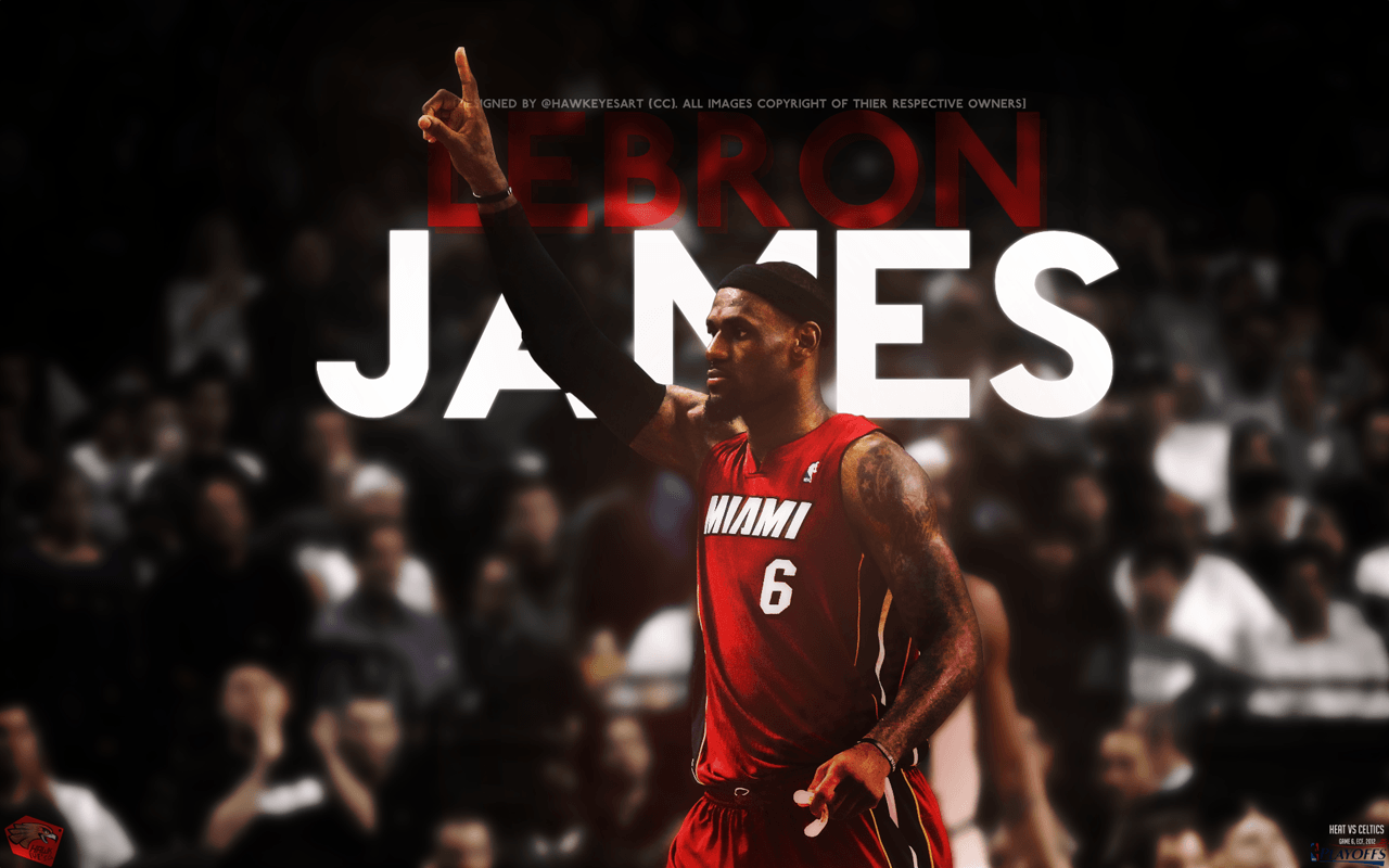 download Lebron James Miami Heat Wallpapers 2016 [1280x800 1280x800