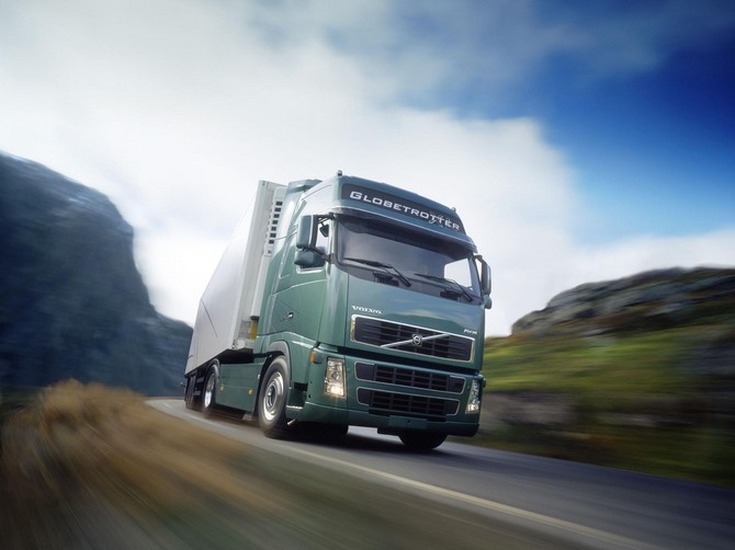 Volvo FH16 18 wallpaper   Volvo Truck   Trucks Buses   Wallpaper 670x502