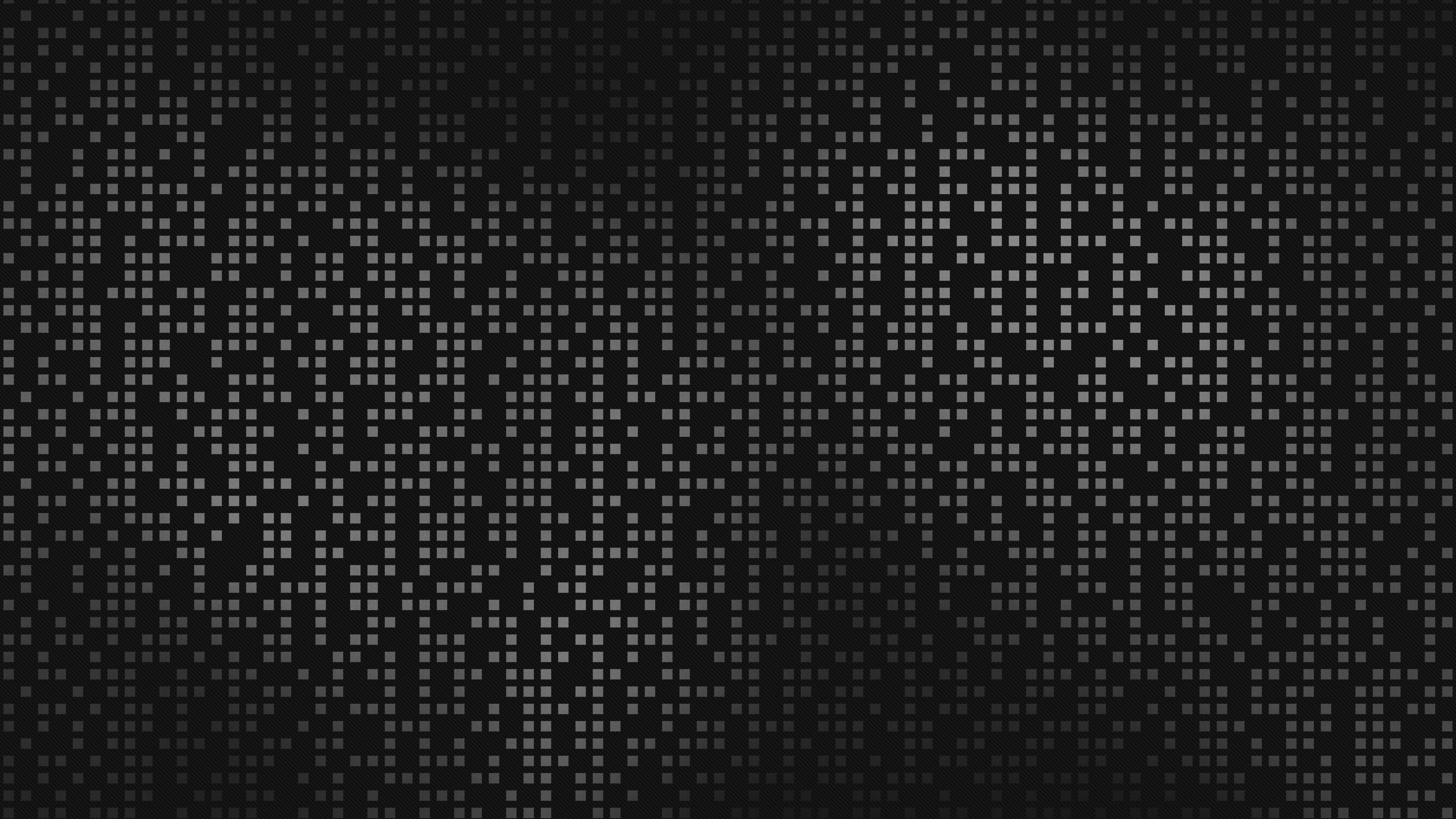 4K Ultra HD 3840x2160 Wallpaper gray black texture surface point 3840x2160