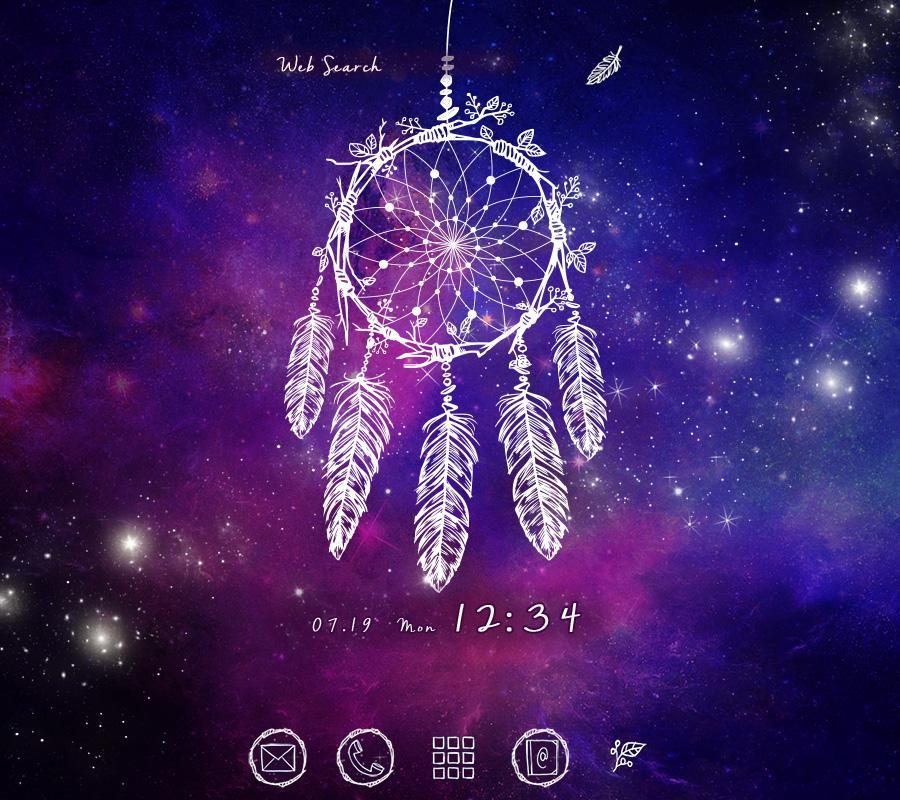 Wallpaper Galaxy Dream Theme for Android   APK Download 900x800