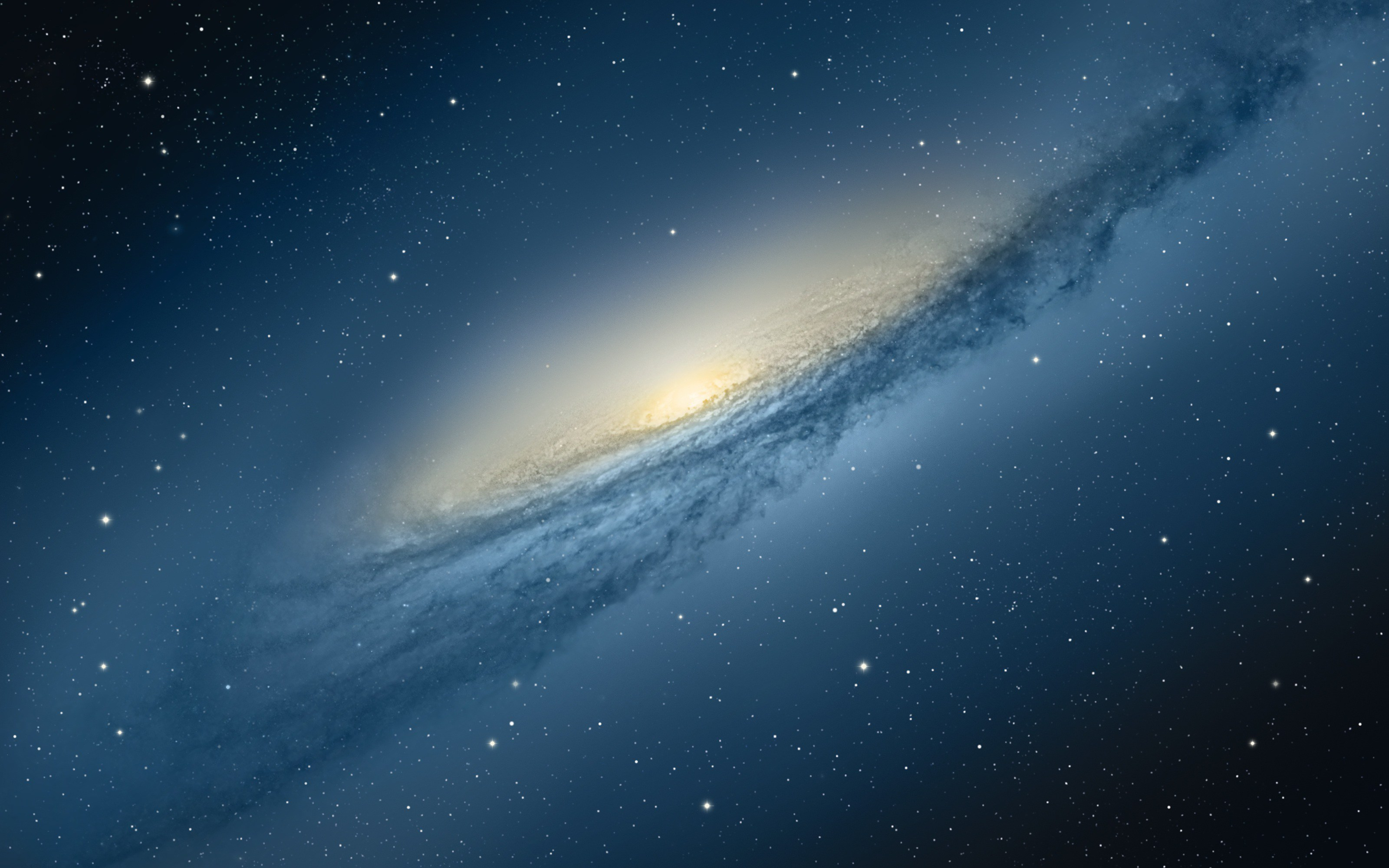 Retina Display Galaxy Wallpaper for Macbook Pro 3200x2000