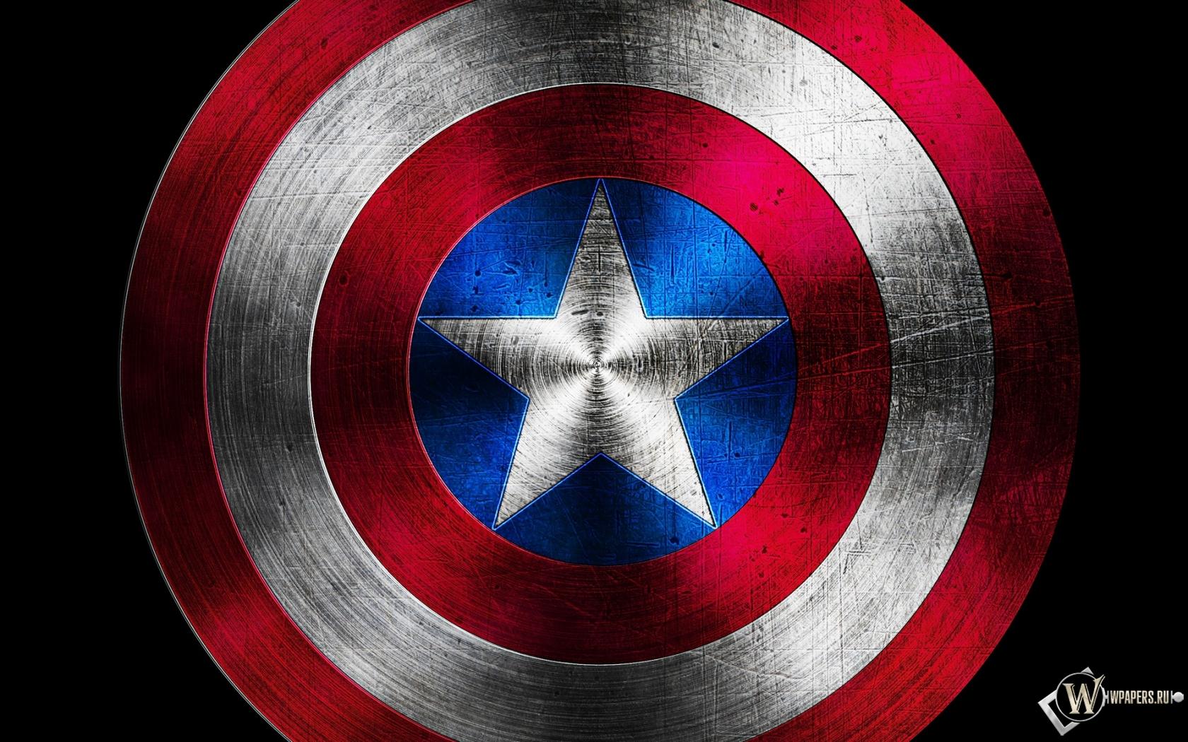49 Captain America Shield Wallpaper On Wallpapersafari