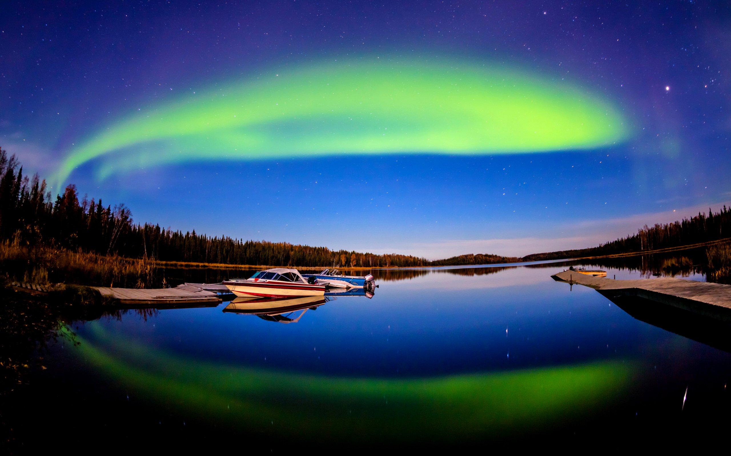 Aurora Borealis 2560x1600