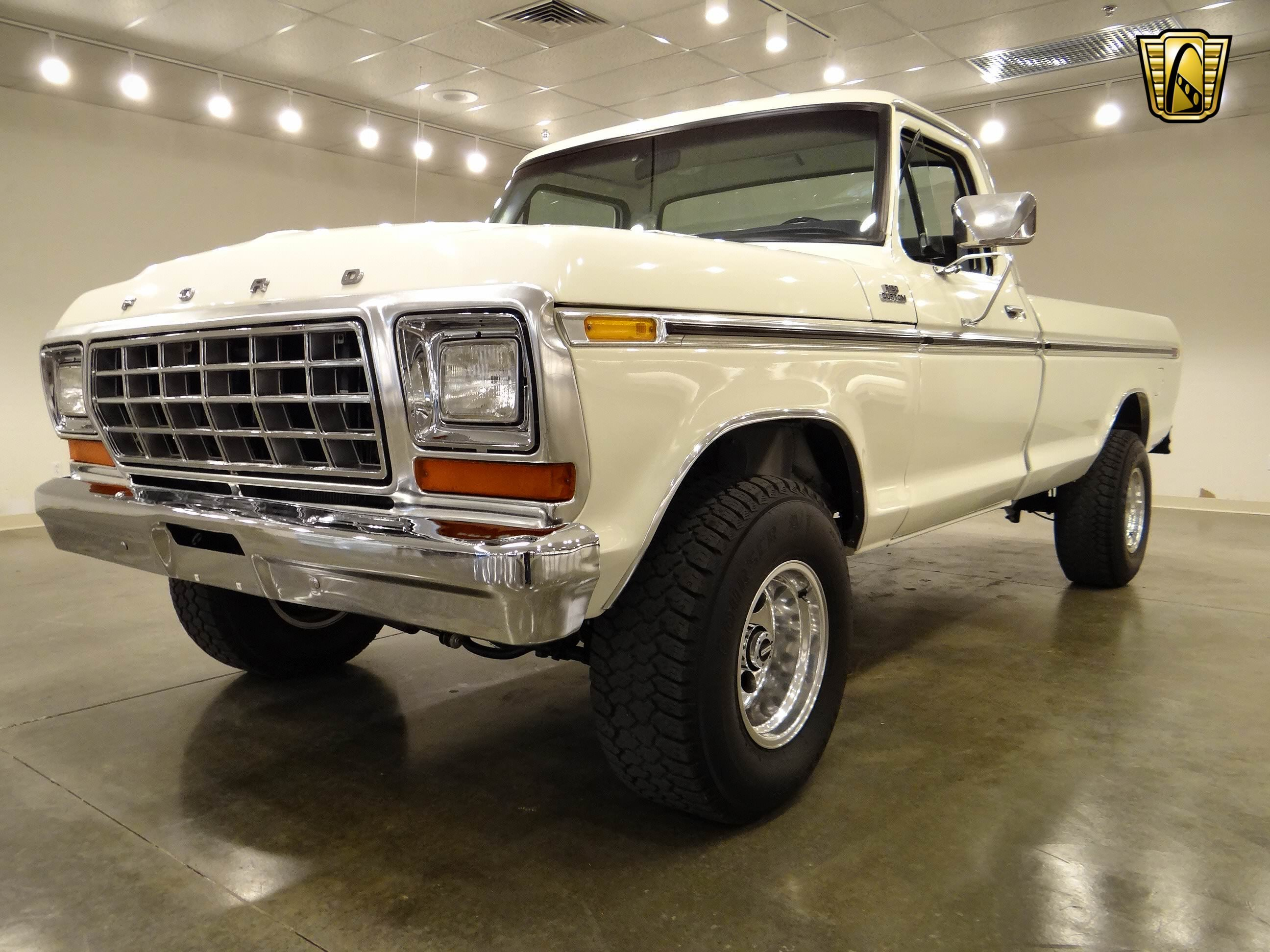 1979 Ford F150 4x4 pickup 19 wallpaper background 2592x1944