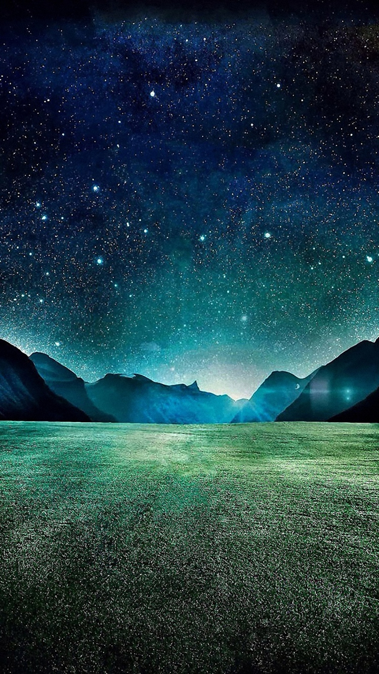 star night sky iPhone 6 wallpapers HD and 1080P 6 Plus Wallpapers 750x1334
