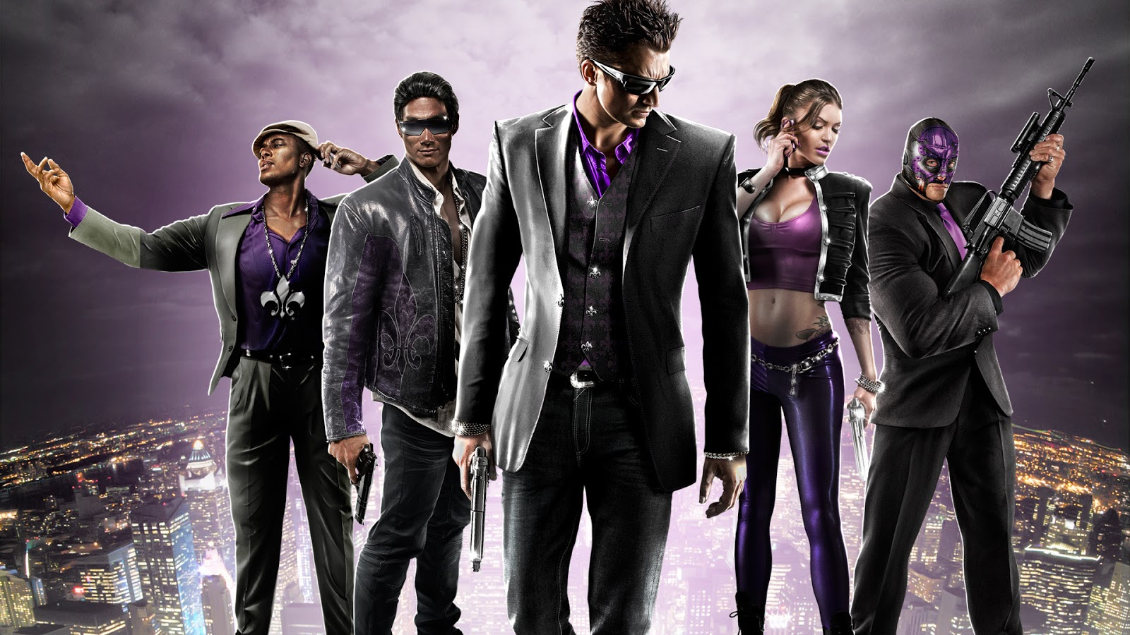 Free Download Saints Row 4 Hd Wallpapers Walls720 1600x900