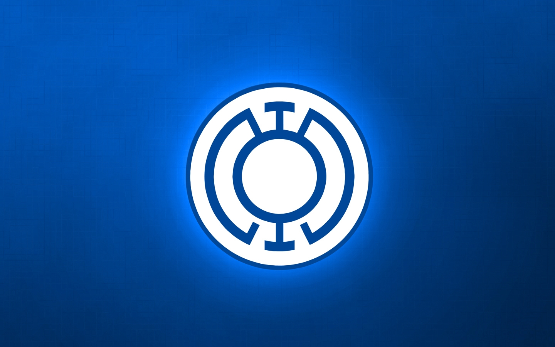 DC Comics logos Blue Lantern wallpaper 1440x900 67355 1440x900