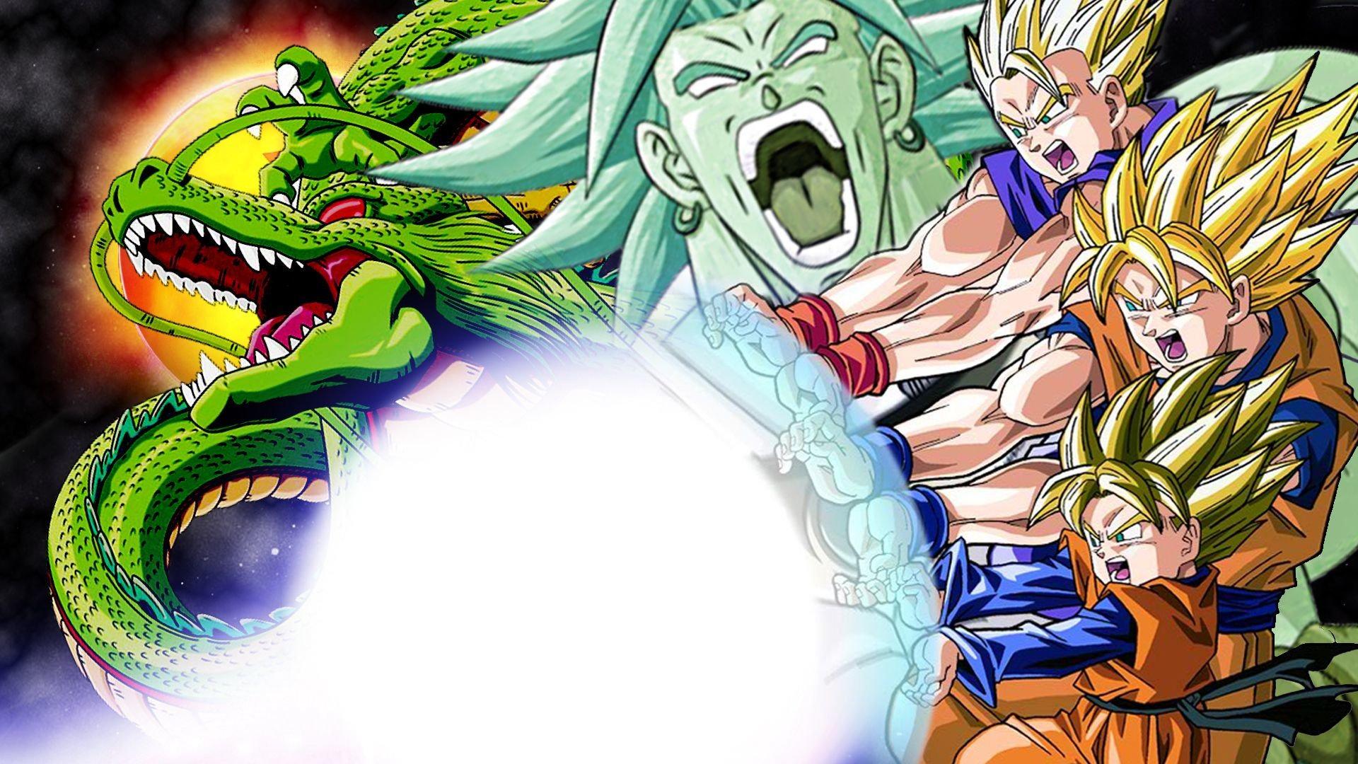 Free Download 56 Dbz Broly Wallpapers On Wallpaperplay
