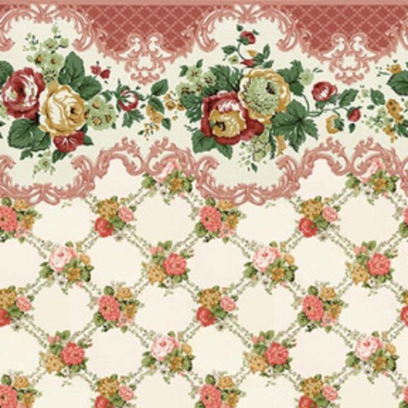 Dollhouse Wallpaper: Dollhouse Miniature Wallpaper