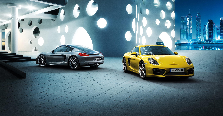 50 Porsche Cayman S Wallpaper On Wallpapersafari