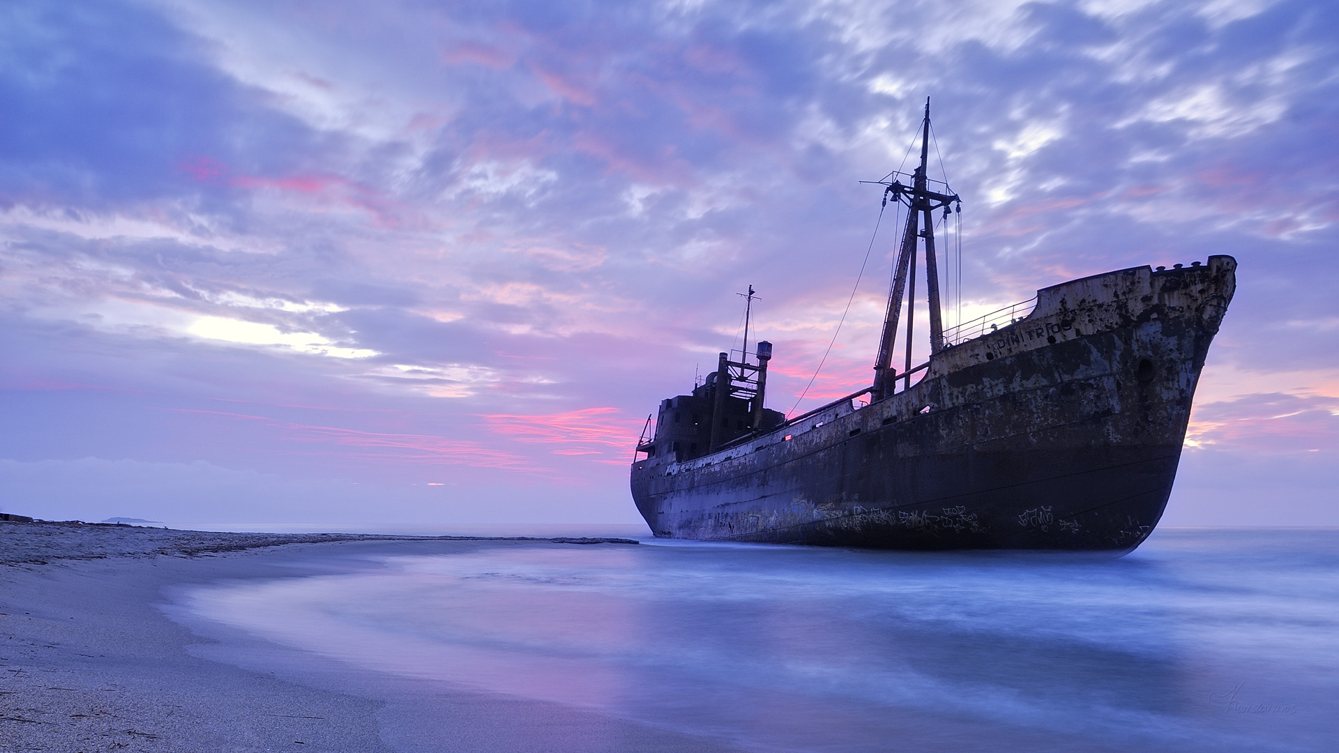 ship is stranded full hd wallpaper full hd wallpapers download