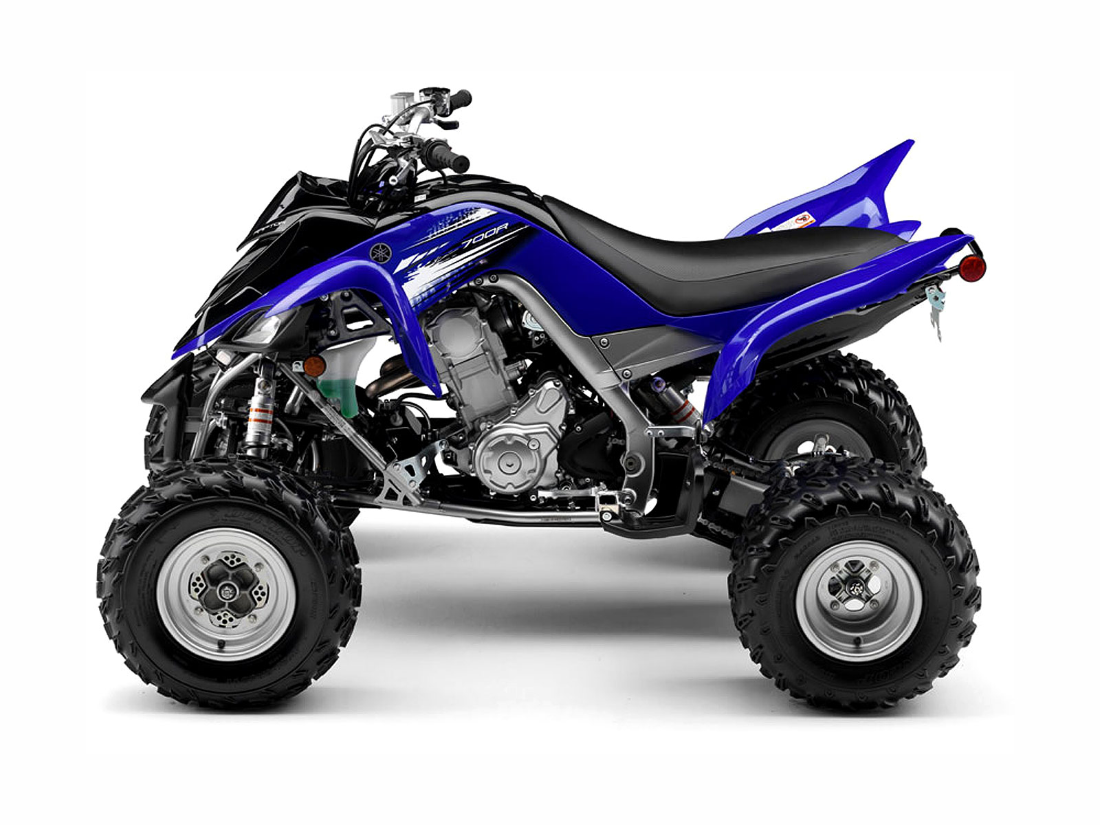 2012 Raptor 700R YAMAHA ATV Wallpapers specifications review 1600x1200