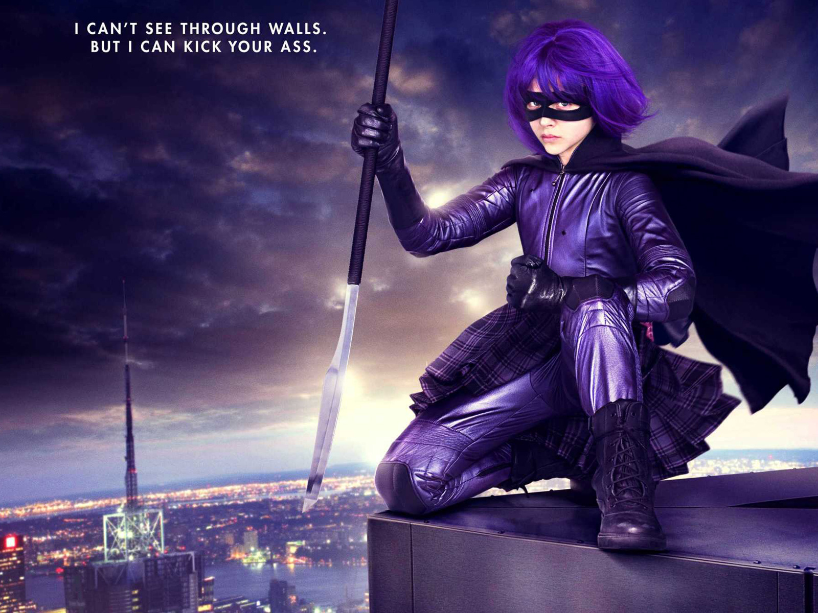 Hit Girl Kick Ass Movie Wallpapers HD Wallpapers 1600x1200