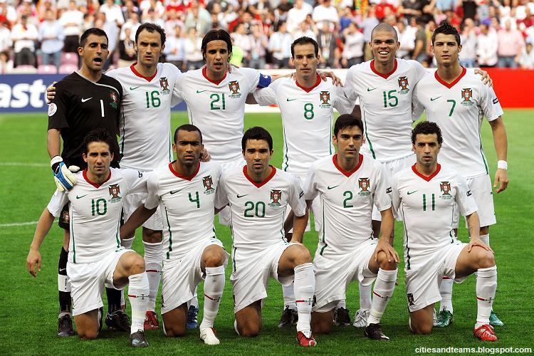 Portugal National Football Team Euro 2012 Hd Desktop 750x500