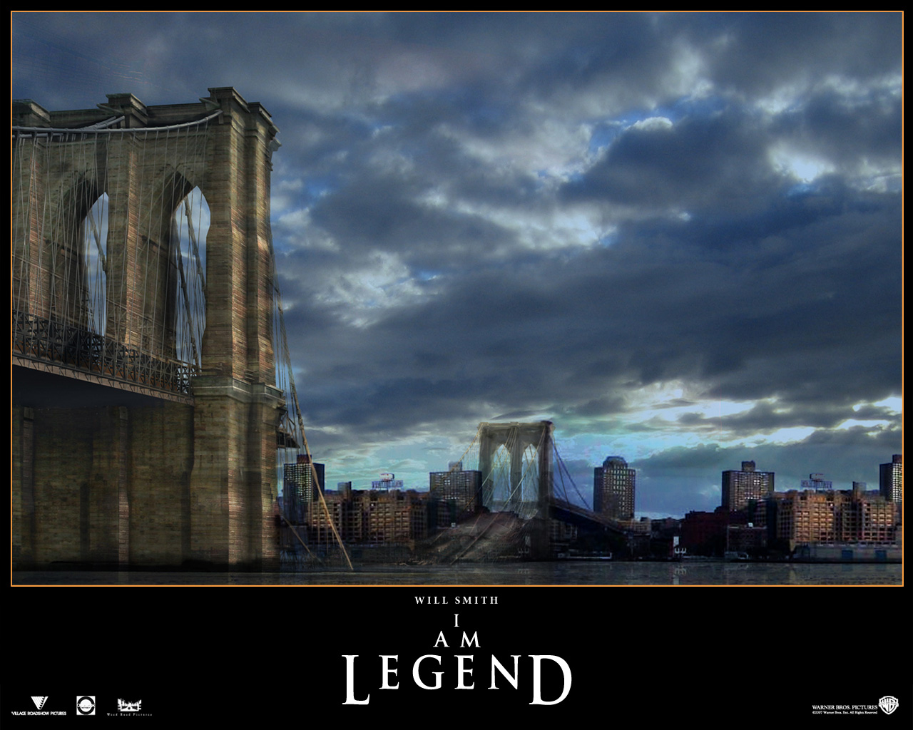 I Am Legend   Movies Wallpaper 433311 1280x1024